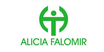 Logotipo Psicóloga Alicia Falomir